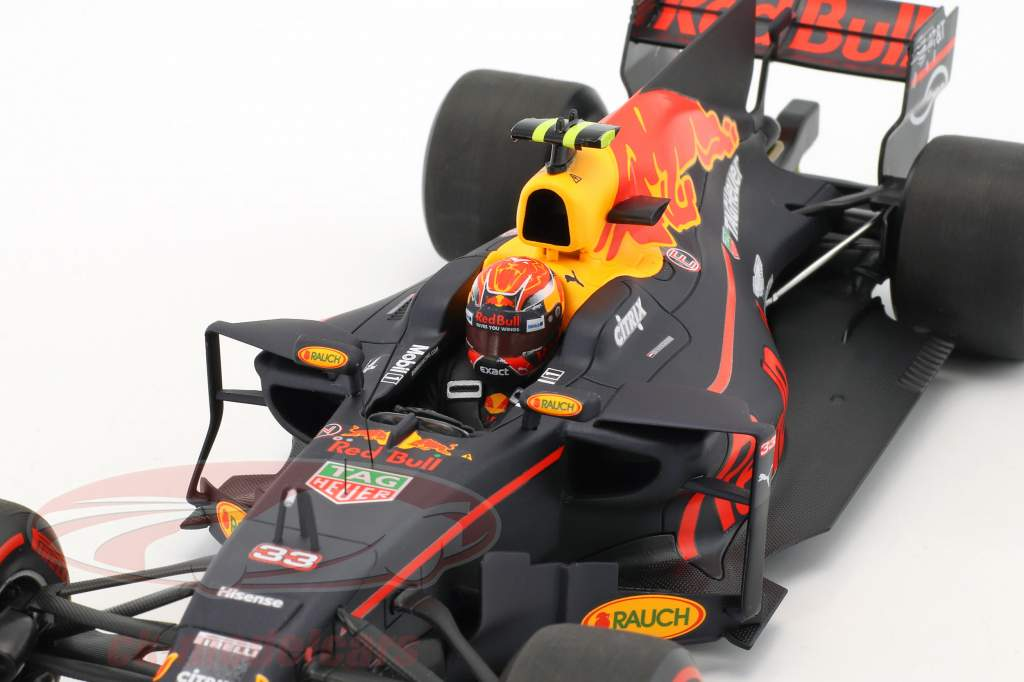 ck modelcars 110170033 max verstappen red bull rb13 33 australi gp formule 1 2017 1 18. Black Bedroom Furniture Sets. Home Design Ideas