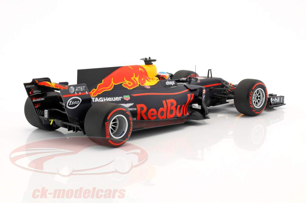 Daniel Ricciardo Red Bull RB13 #3 Australia GP formula 1 2017 1:18 Minichamps