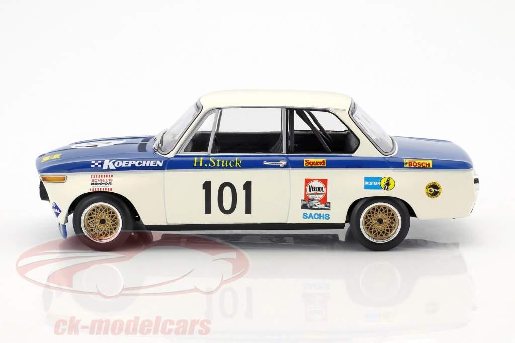 BMW 2002 #101 500km Eifelpokalrennen 1971 Stuck 1:18 Minichamps