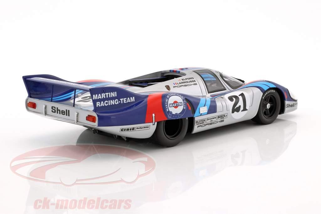 Porsche 917 LH #21 24h LeMans 1971 Larrousse, Elford 1:18 CMR