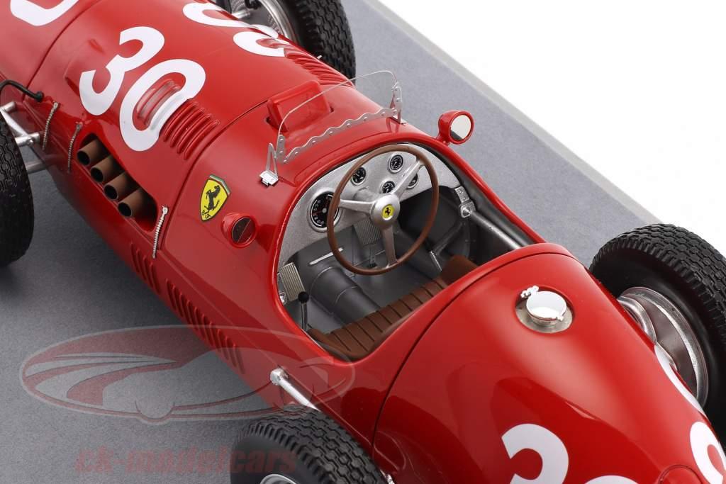 Piero Tarufi Ferrari 500 F2 #30 Winner Swiss GP formula 1 1952 1:18 Tecnomodel