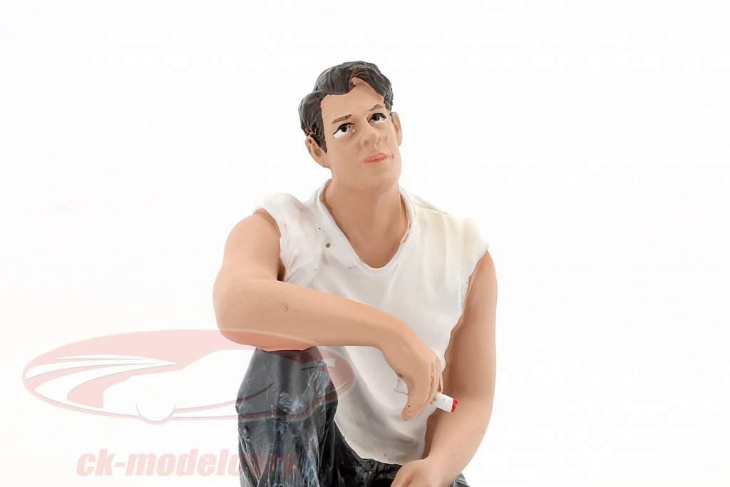 50s Style figure V 1:18 American Diorama
