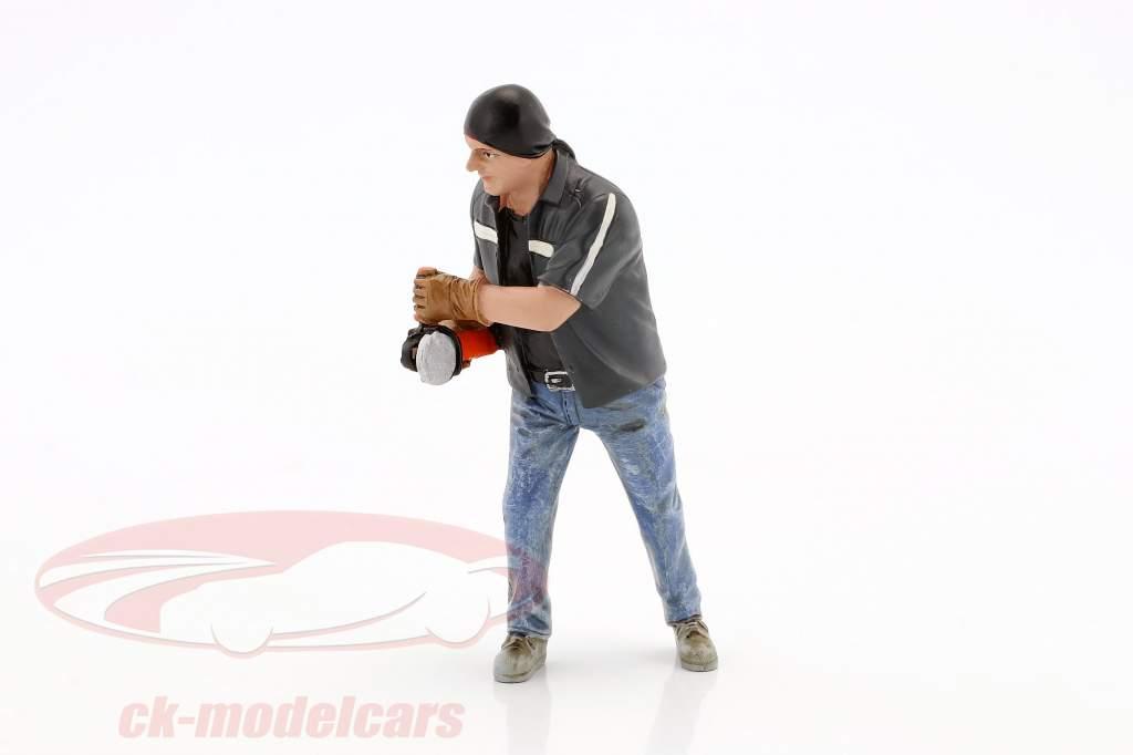 cifra Mr. Chopman 1:18 American Diorama