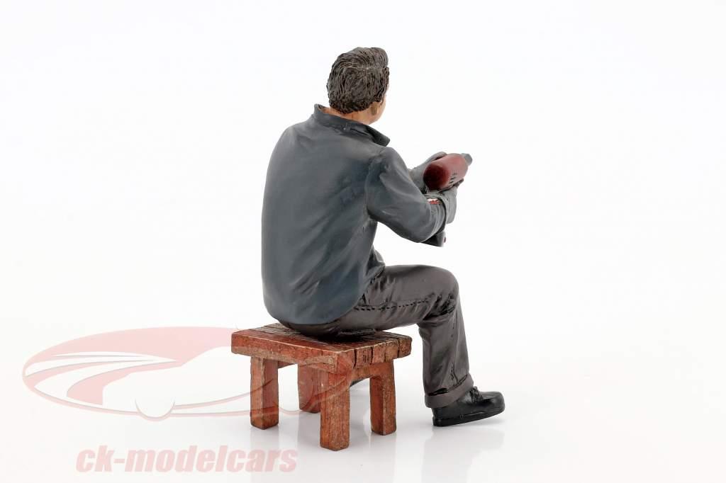 cifra Mr. Lugnut 1:18 American Diorama