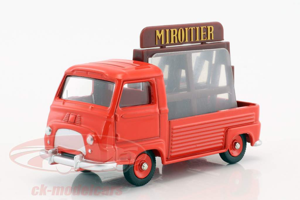 Renault Estafette Miroitier rosso 1:43 Dinky Toys