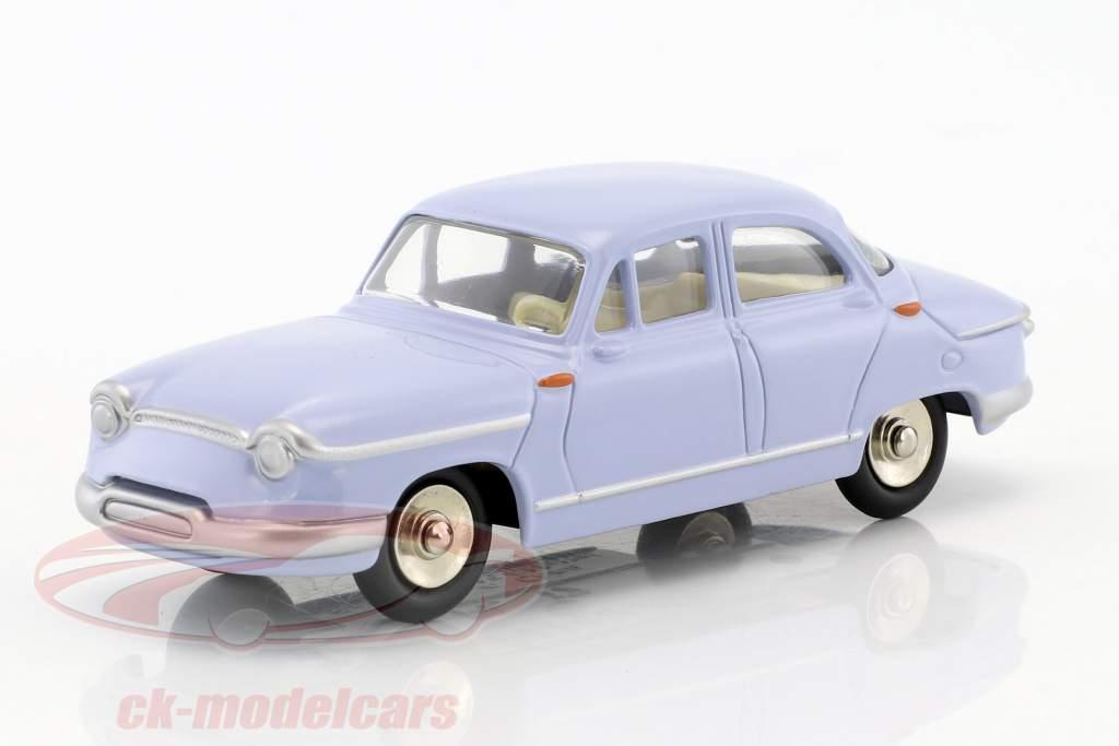 Panhard P.L. 17 violet 1:43 Dinky Toys