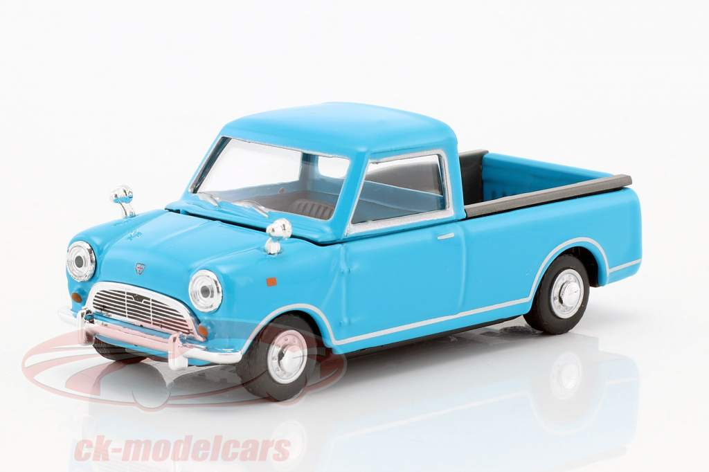 Mini Pick Up Light Blue 1:43 Cararama