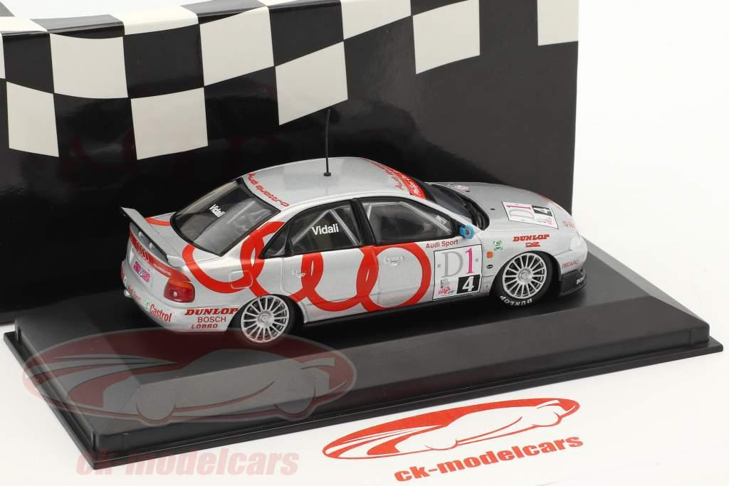 Audi A4 Quattro #4 STW Cup 1996 T. Vidali 1:43 Minichamps