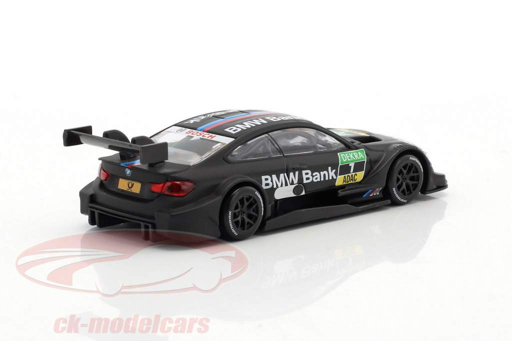 BMW M4 DTM #7 DTM 2015 Bruno Spengler 1:64 BMW