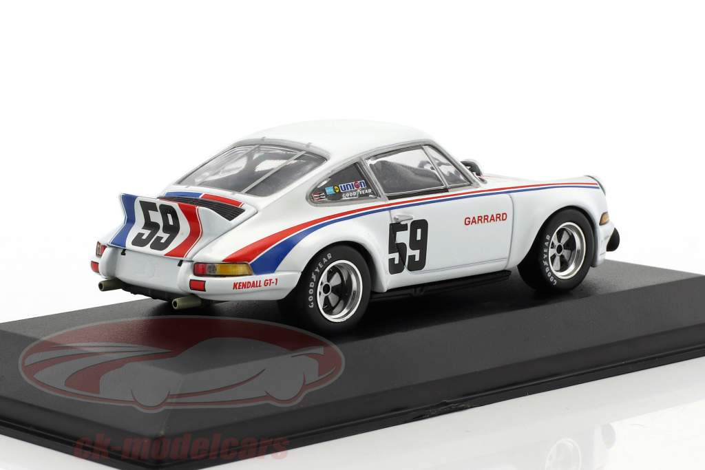 Porsche 911 Carrera RSR #59 gagnant 24h Daytona 1975 Gregg, Haywood 1:43 Minichamps