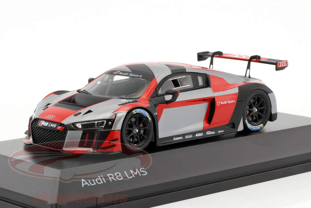 In War Paint Presentation Models Of Audi R8 And Rs 3