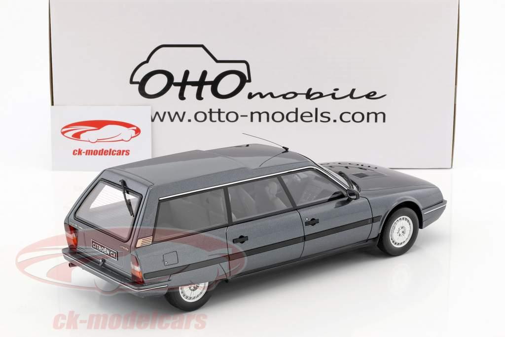 Citroen CX 25 TRD Turbo 2 année de construction 1991 météore gris 1:18 OttOmobile