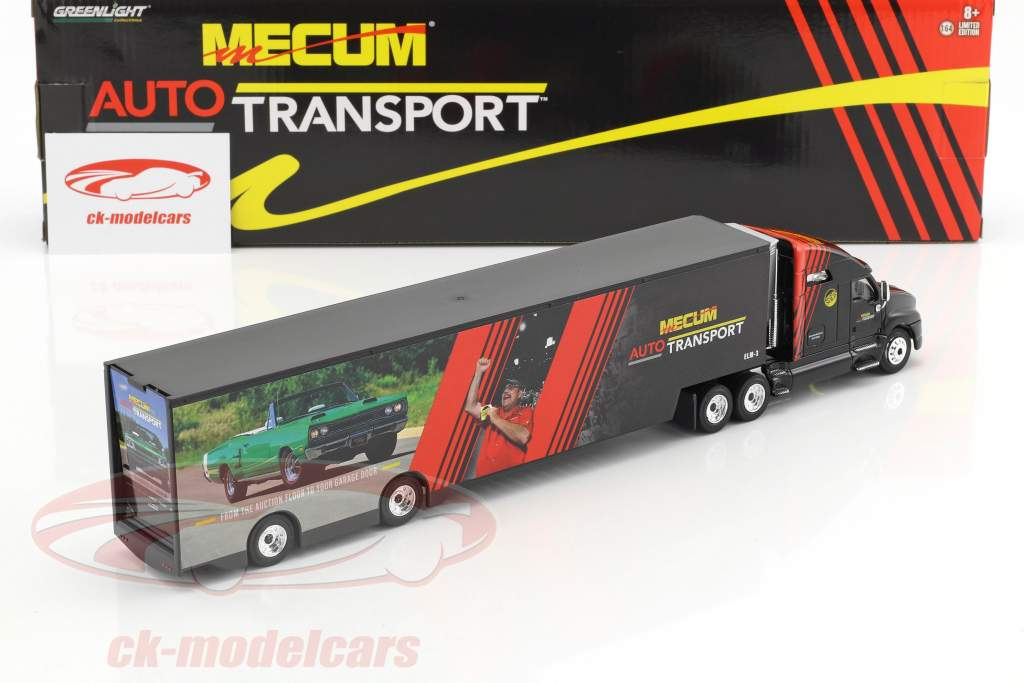 Kenworth T2000 trasportatore Mecum Auctions Auto Transport 1:64 Greenlight
