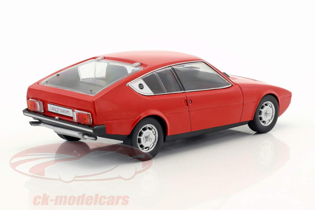 Matra Simca Bagheera année de construction 1974 rouge 1:24 WhiteBox