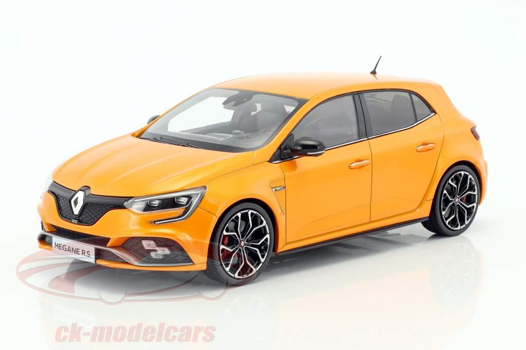 Megane Rs 2017 >> French Gti Renault Megane R S 2017 In 1 18