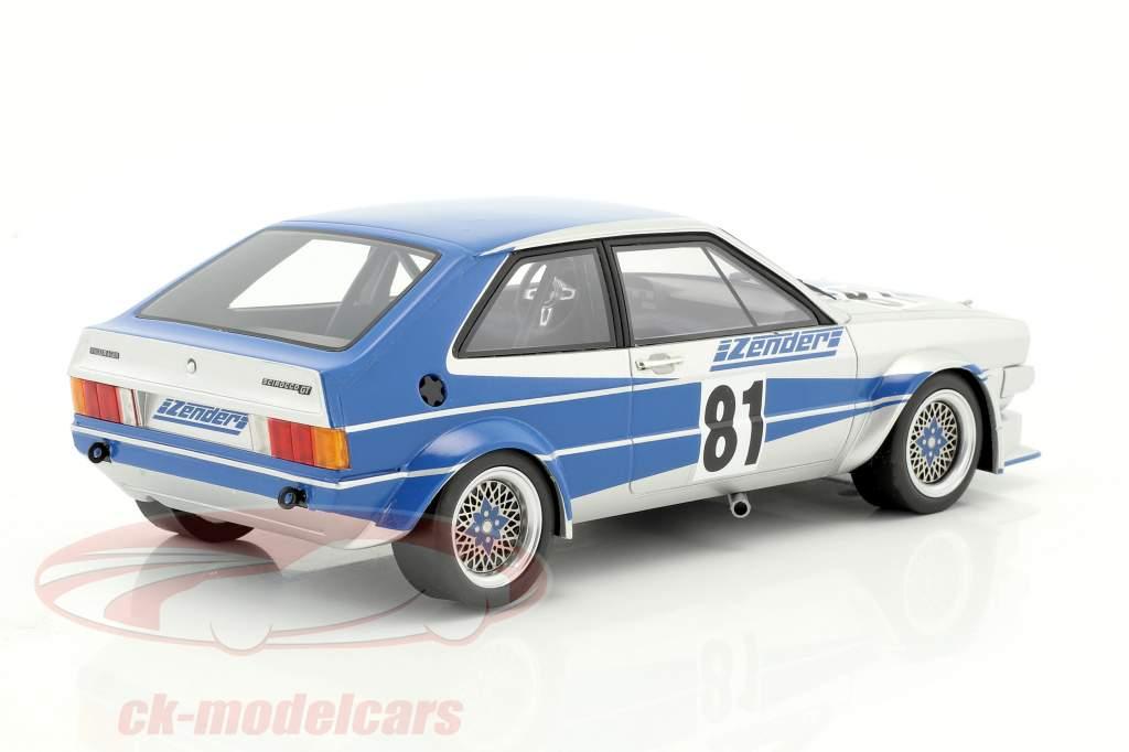 VW Scirocco I Gr. 2 #81 DRM Eifelrennen Nürburgring 1978 Werner Dittert 1:18 BoS-Models