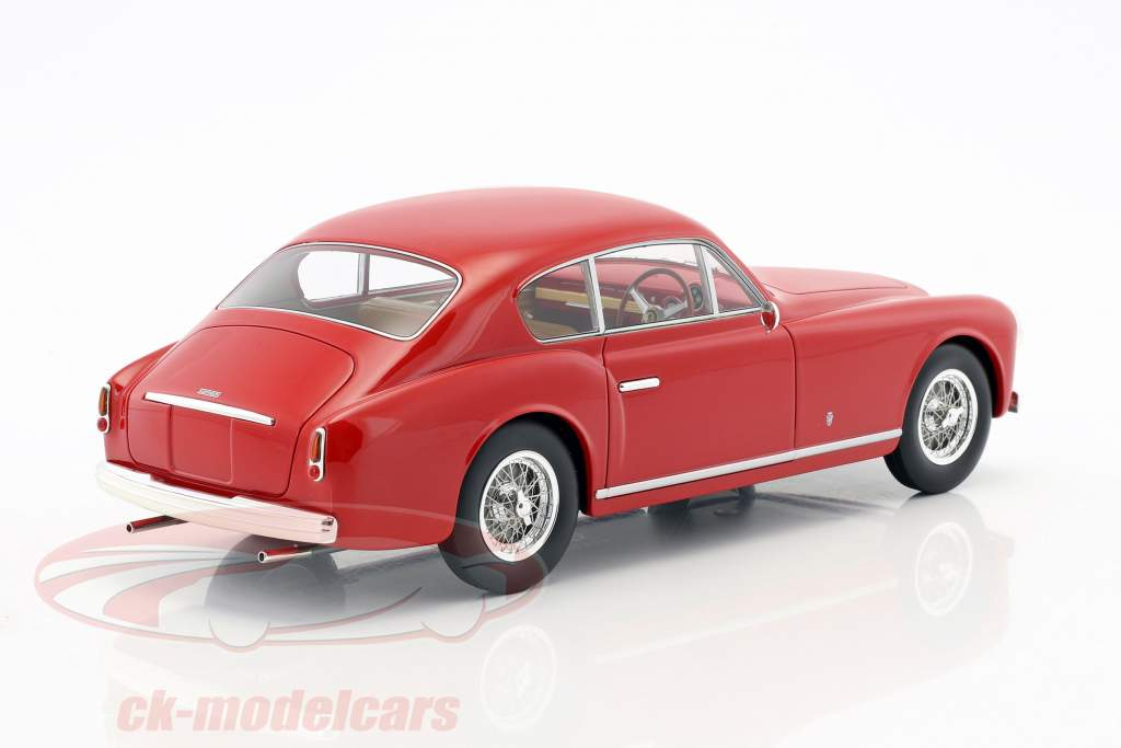 Ferrari 195 Inter Ghia RHD year 1950 red 1:18 BoS-Models