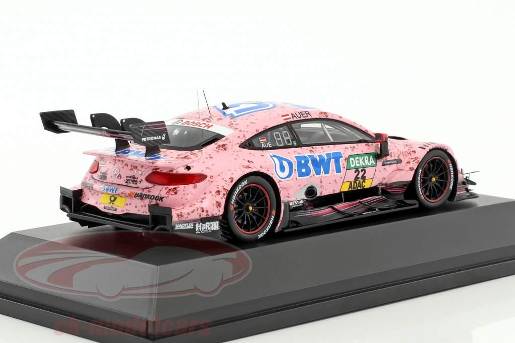 Mercedes-Benz AMG C 63 #22 DTM 2017 Lucas Auer 1:43 Spark