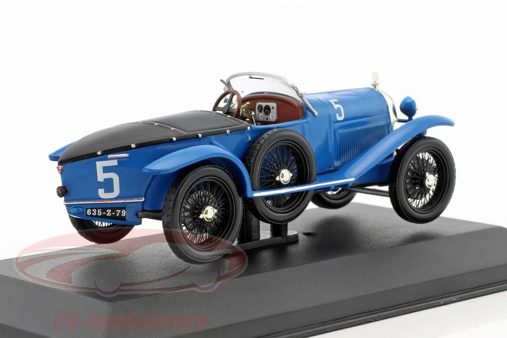 Lorraine-Dietrich B3-6 #5 Winner 24h LeMans 1925 de Courcelles, Rossignol 1:43 Ixo