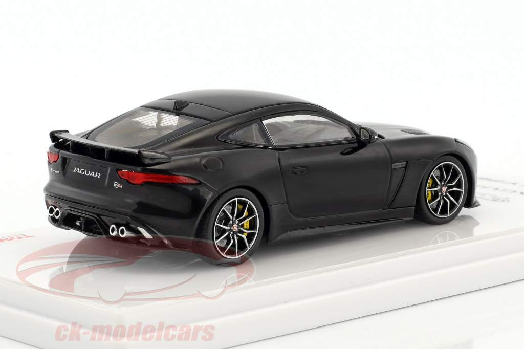 Jaguar F-Type SVR AWD ultimate black 1:43 TrueScale