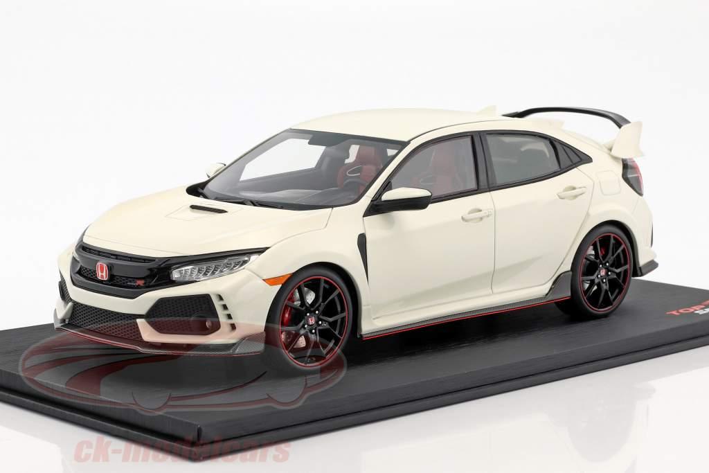 Honda Civic Type R LHD championship weiß 1:18 TrueScale