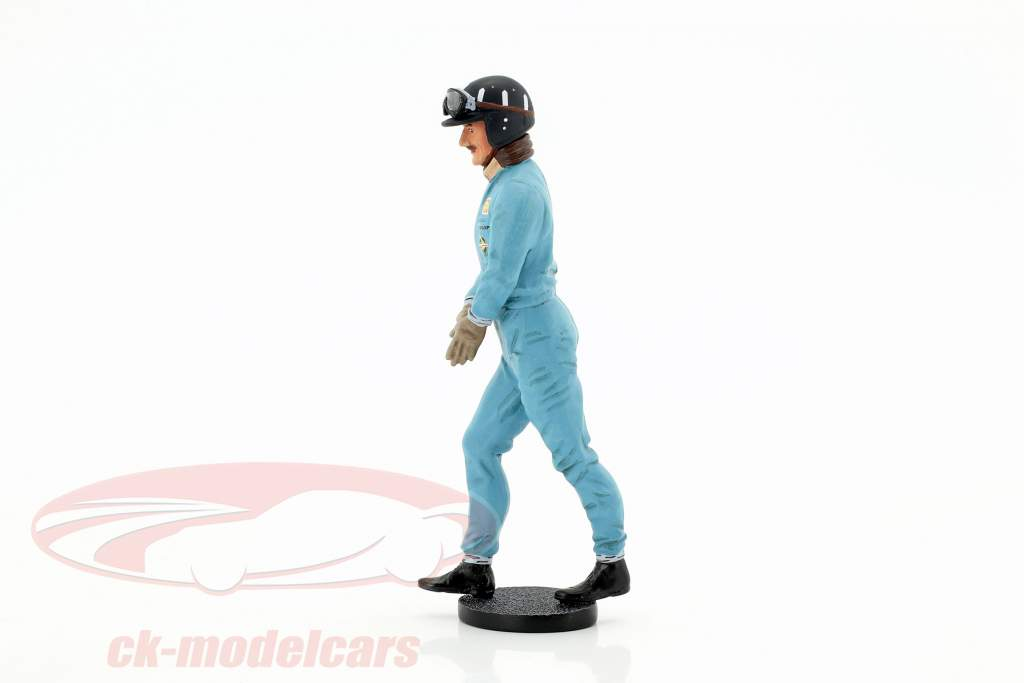 Graham Hill 24h LeMans 1964-1965 Chauffeur Figure 1:18 LeMansMiniatures