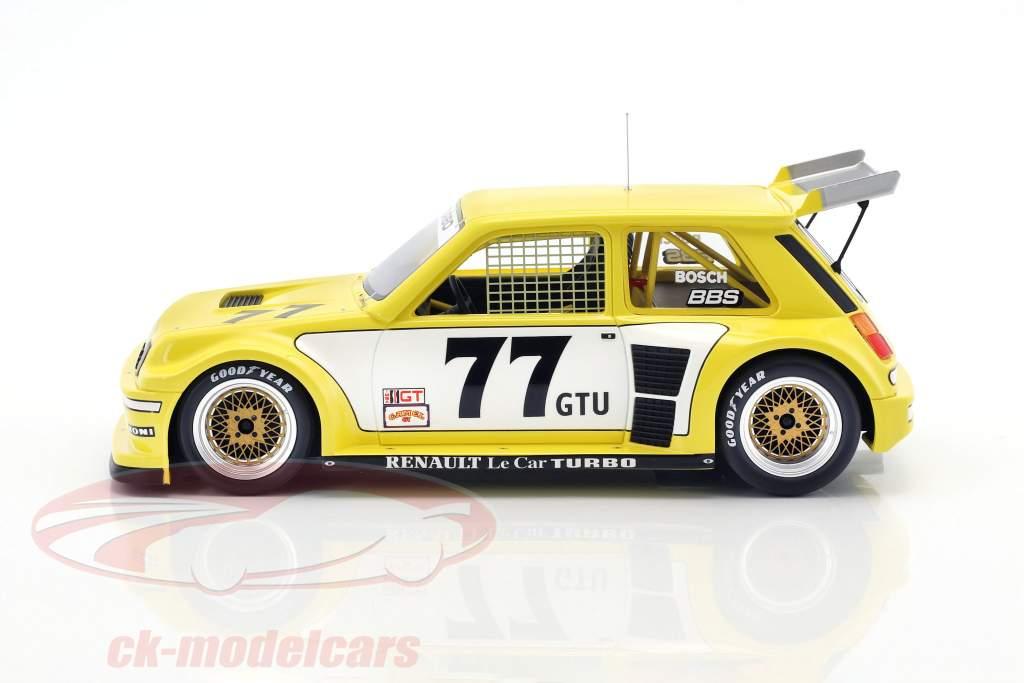 Renault Le Car Turbo #77 IMSA 1981 1:18 OttOmobile