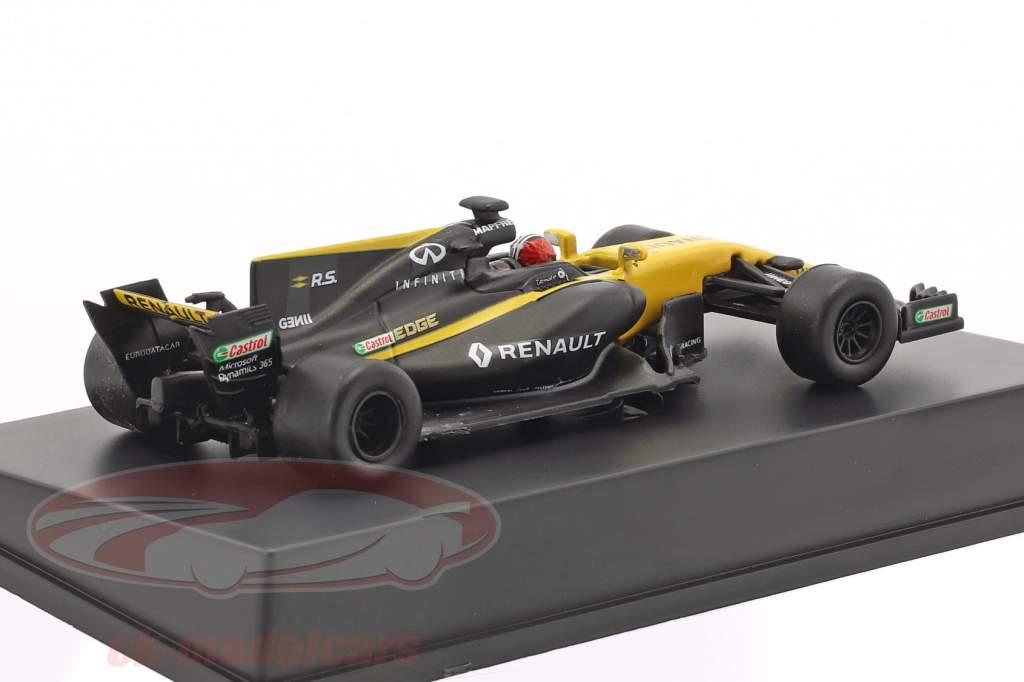 Nico Hülkenberg Renault R.S.17 #27 Bahrain GP Formel 1 2017 1:64 Spark