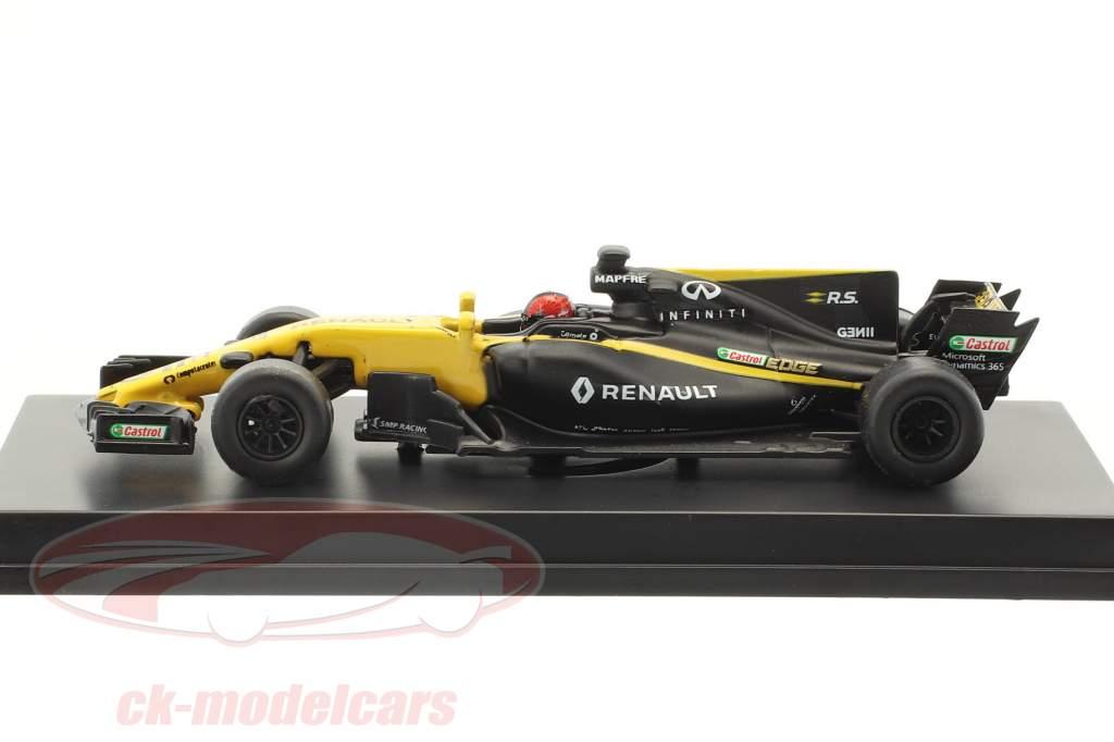 Nico Hülkenberg Renault R.S.17 #27 bahrain GP formule 1 2017 1:64 Spark