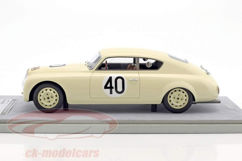Lancia Aurelia B20 Corsa #40 24h LeMans 1952 Bonetto, Anselmi 1:18 Tecnomodel