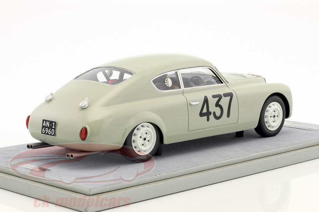 Lancia Aurelia B20 Corsa #437 3 ° Mille Miglia 1952 Fagioli, Borghi 1:18 Tecnomodel