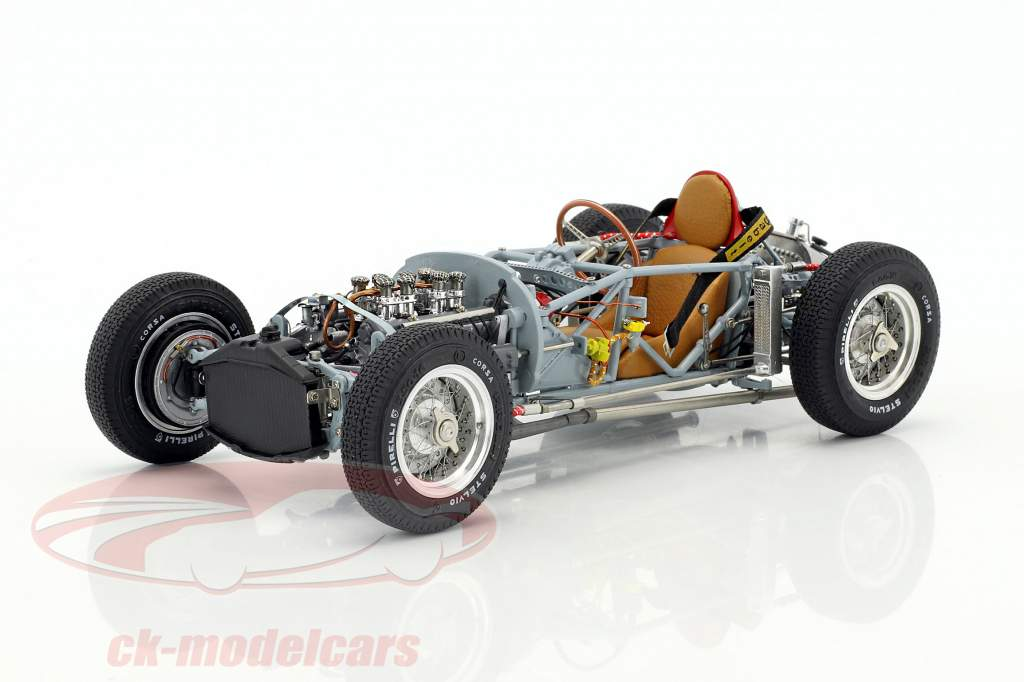 Lancia D50 Year 1955 Rolling Chassis 1:18 CMC