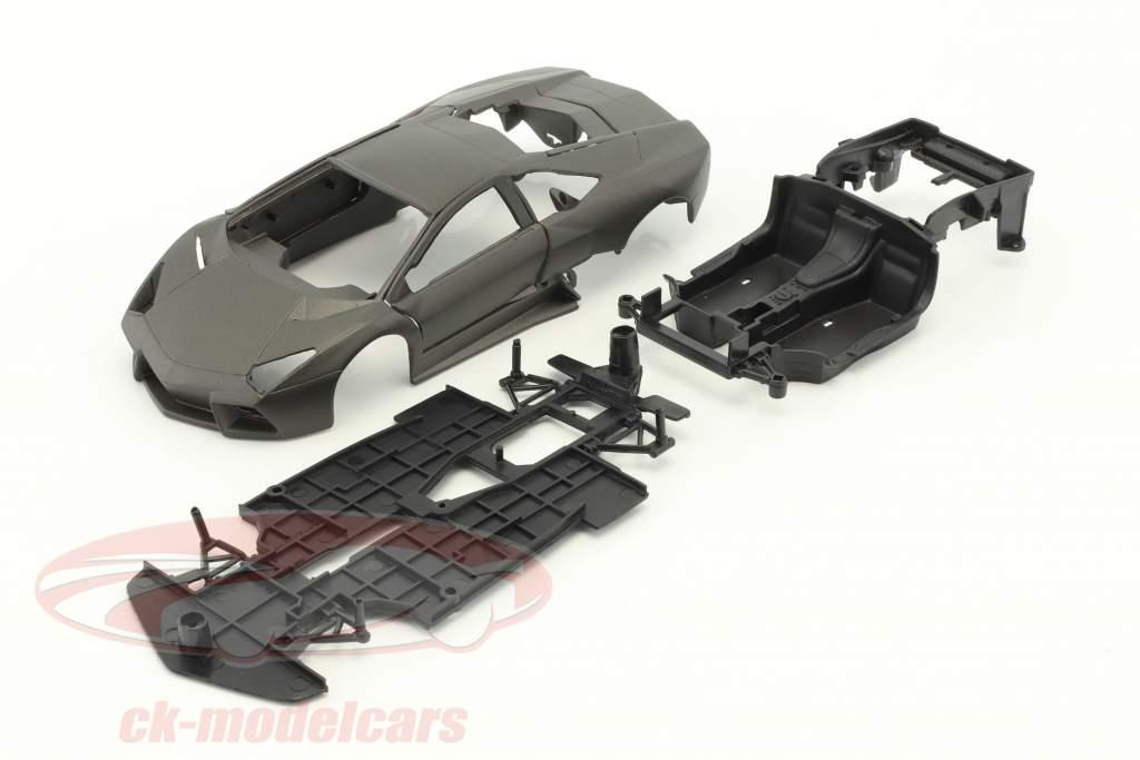 Lamborghini Reventon bianco kit 1:24 Bburago