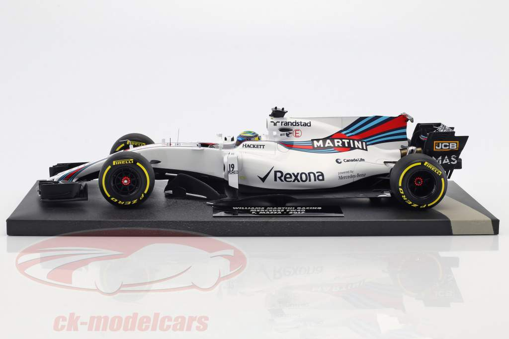 Felipe Massa Williams FW40 #19 Australien GP formula 1 2017 1:18 Minichamps