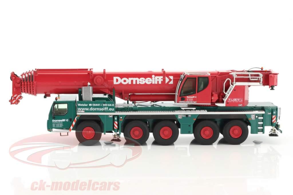 Liebherr LTM 1250-5.1 mobile crane Dornseiff green / red 1:50 NZG