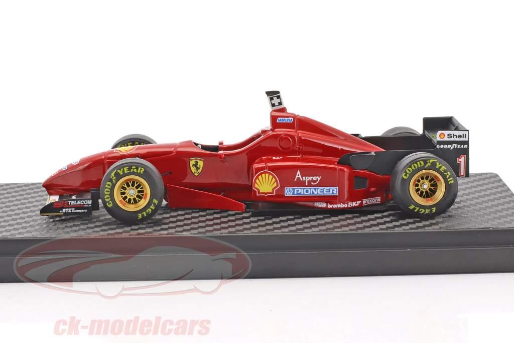 Michael Schumacher Ferrari F310 #1 Australian GP formula 1 1996 1:43 BBR