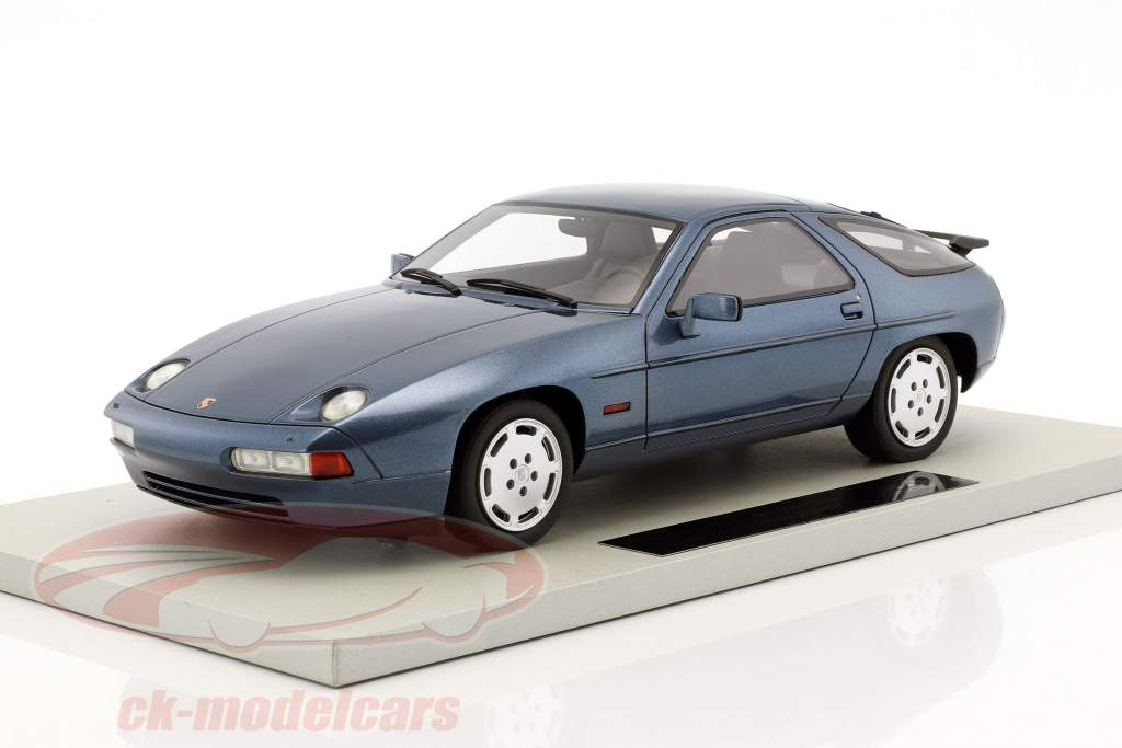 Porsche 928 S4 Baujahr 1987 blau metallic 1:18 LS Collectibles