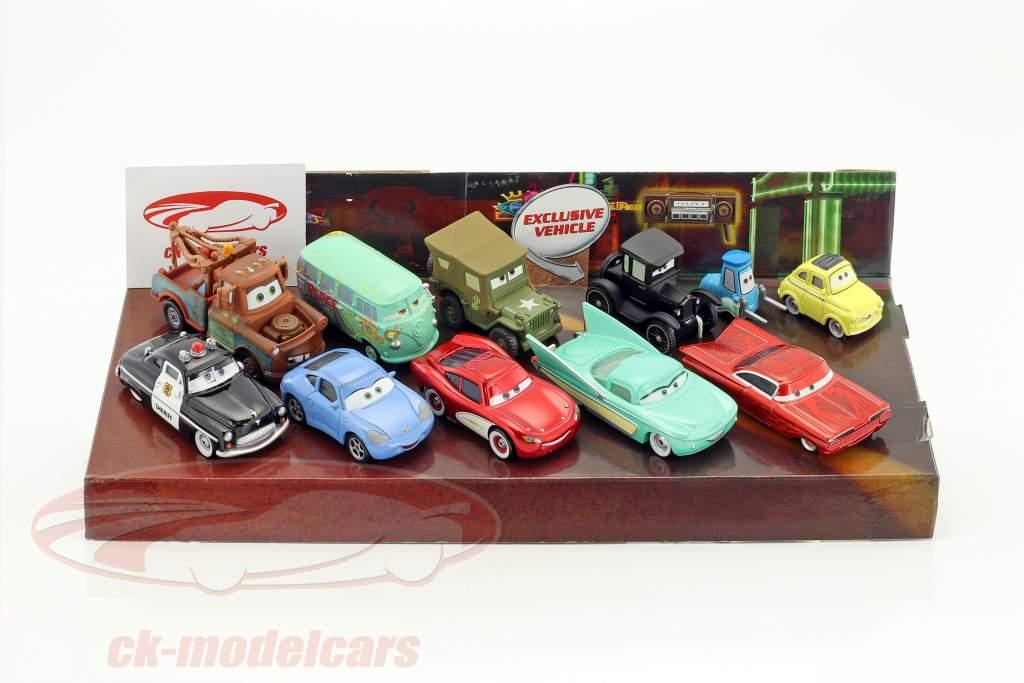 Disney Cars: Radiator Springs Friends confezione regalo 1:55 Mattel