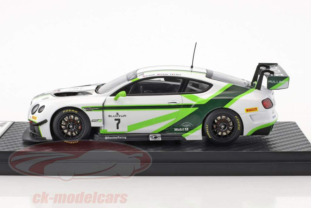 Bentley Continental GT3 #7 Launch Livery 2016 1:43 Almost Real