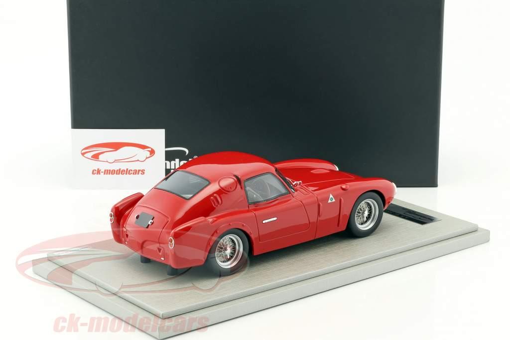 Alfa Romeo 6C 3000 CM stampa versione 1953 rosso 1:18 Tecnomodel
