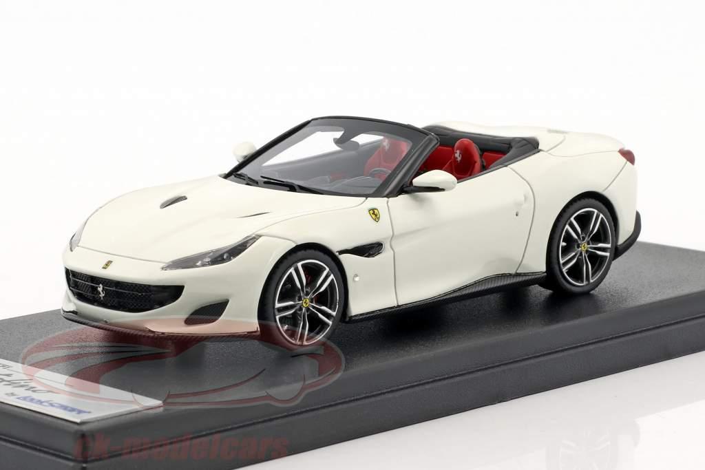 Ferrari Portofino Open Top year 2017 italia white 1:43 LookSmart