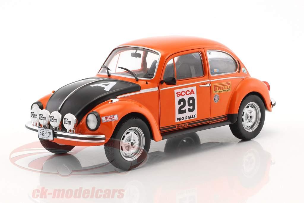 Volkswagen VW Käfer 1303 #29 SCCA Rallye Series 1973 1:18 Solido