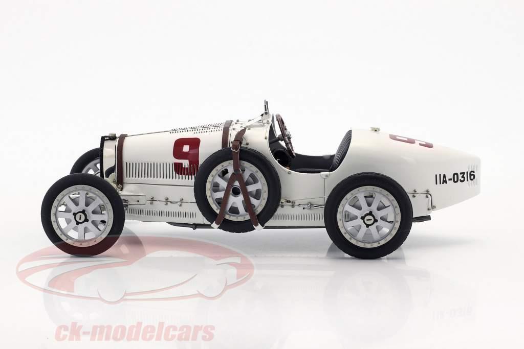 Bugatti type 35 Grand Prix #9 Nation Colour Project Allemagne 1:18 CMC