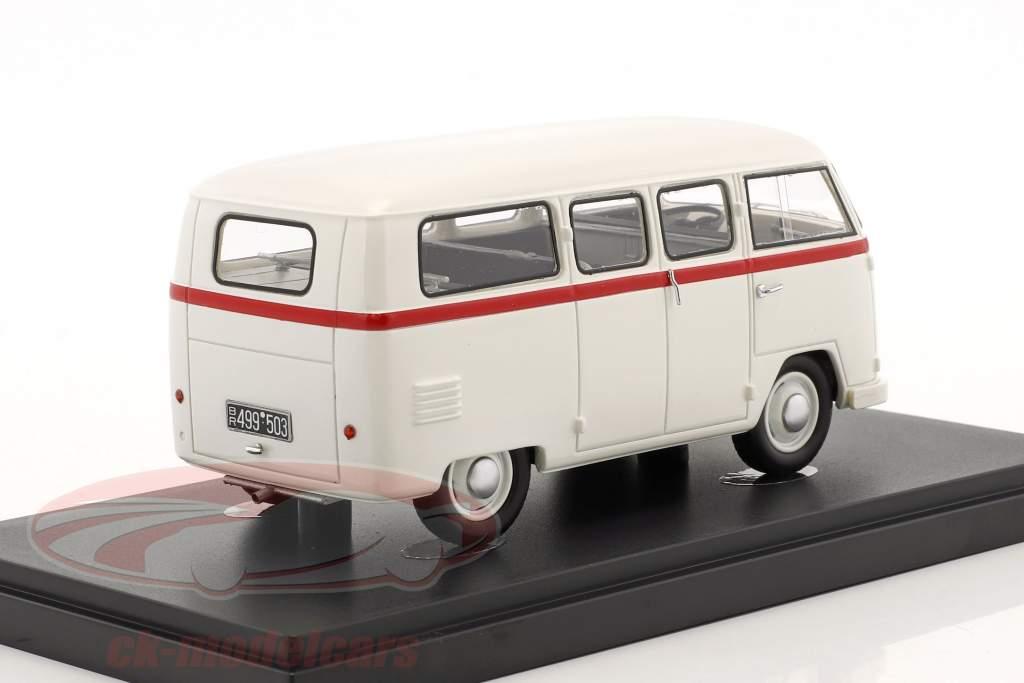 Volkswagen VW Palten Diesel Van construction year 1954 White 1:43 AutoCult