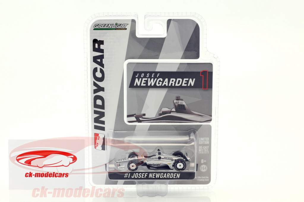 Josef Newgarden Chevrolet #1 IndyCar Series 2018 Team Penske (Verizon) 1:64 Greenlight