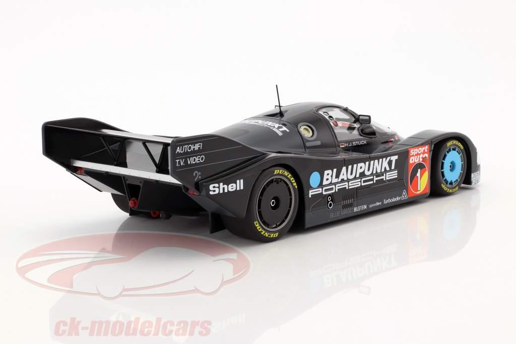Porsche 962C #1 Winner Supercup Nürburgring 1986 Stuck 1:18 Minichamps