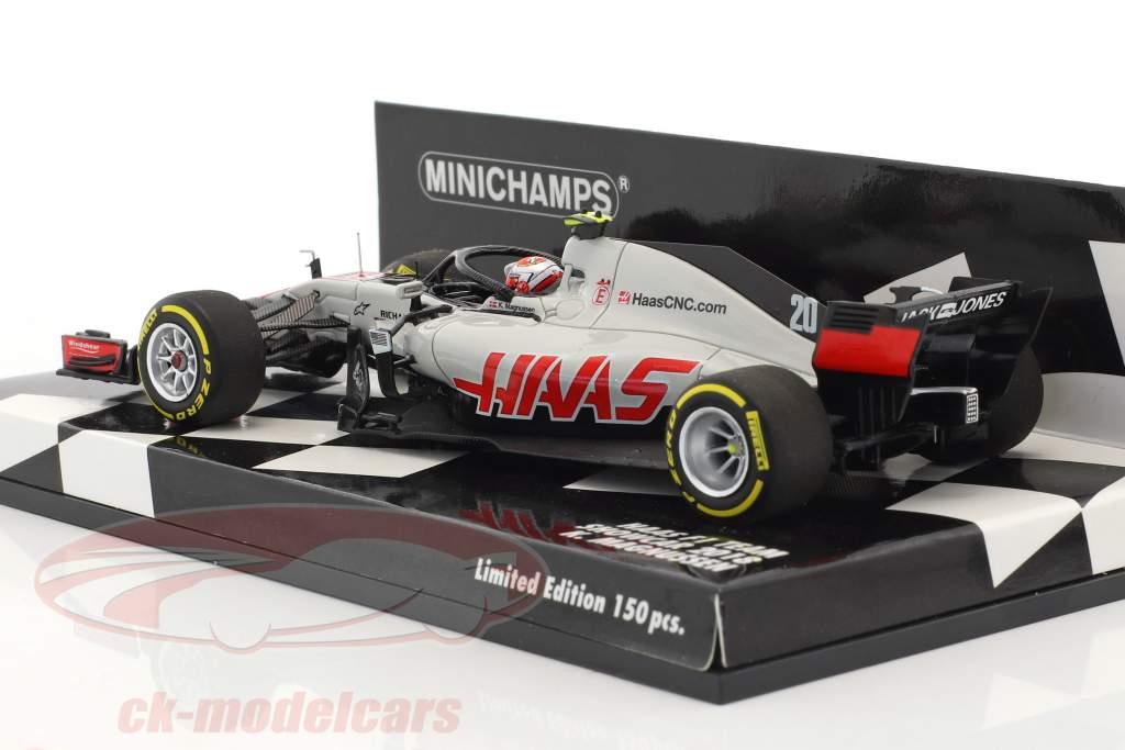 Kevin Magnussen Haas VF-18 #20 showcar formula 1 2018 1:43 Minichamps