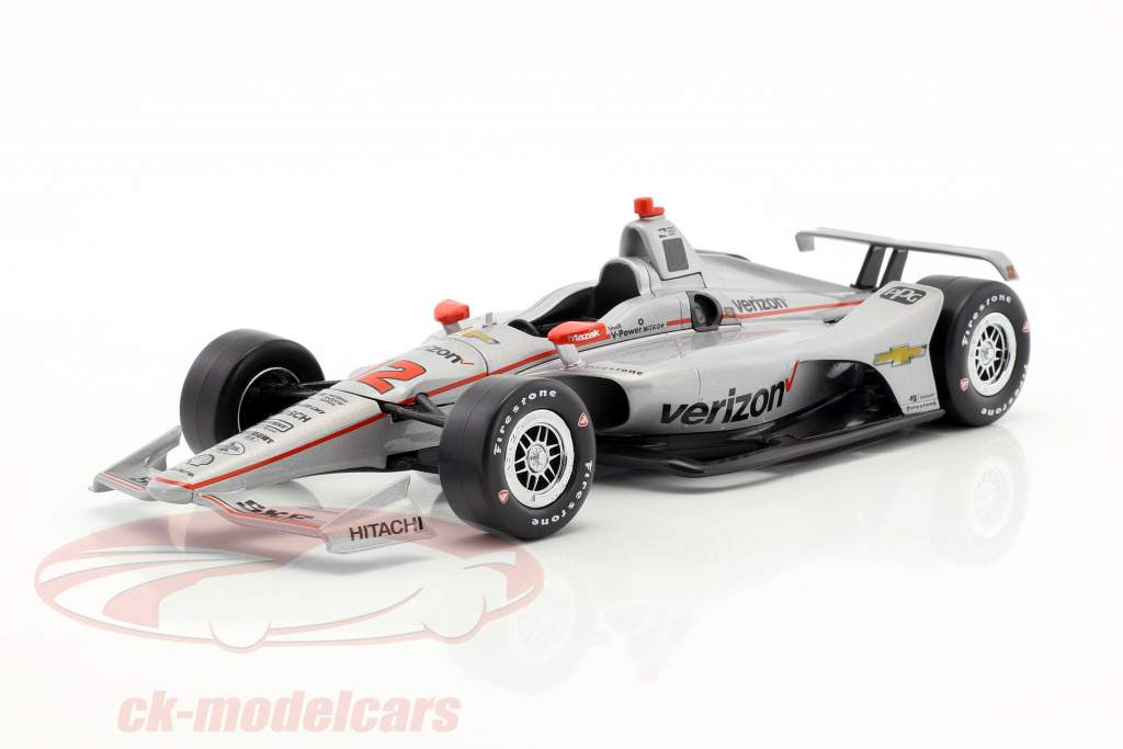 Will Power Chevrolet #12 IndyCar Series 2018 Team Penske 1:18 Greenlight