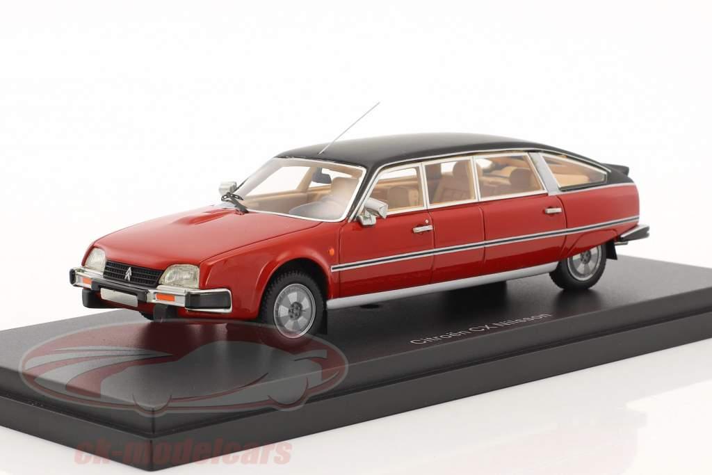 Citroen CX Nilsson red / black 1:43 BoS-Models