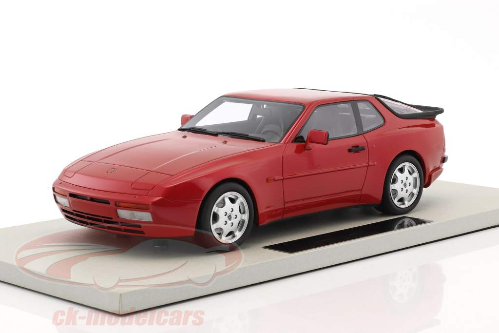 Porsche 944 Turbo S Baujahr 1991 rot 1:18 LS Collectibles